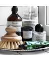 Bath brush with knob Iris Hantverk