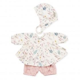 CamCam Copenhagen - Doll's clothing set: pressed leaves