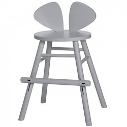 Mouse chair junior grey - NOFRED