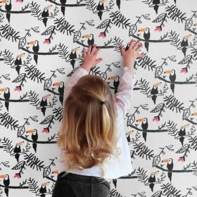 Nofred - toucan wallpaper