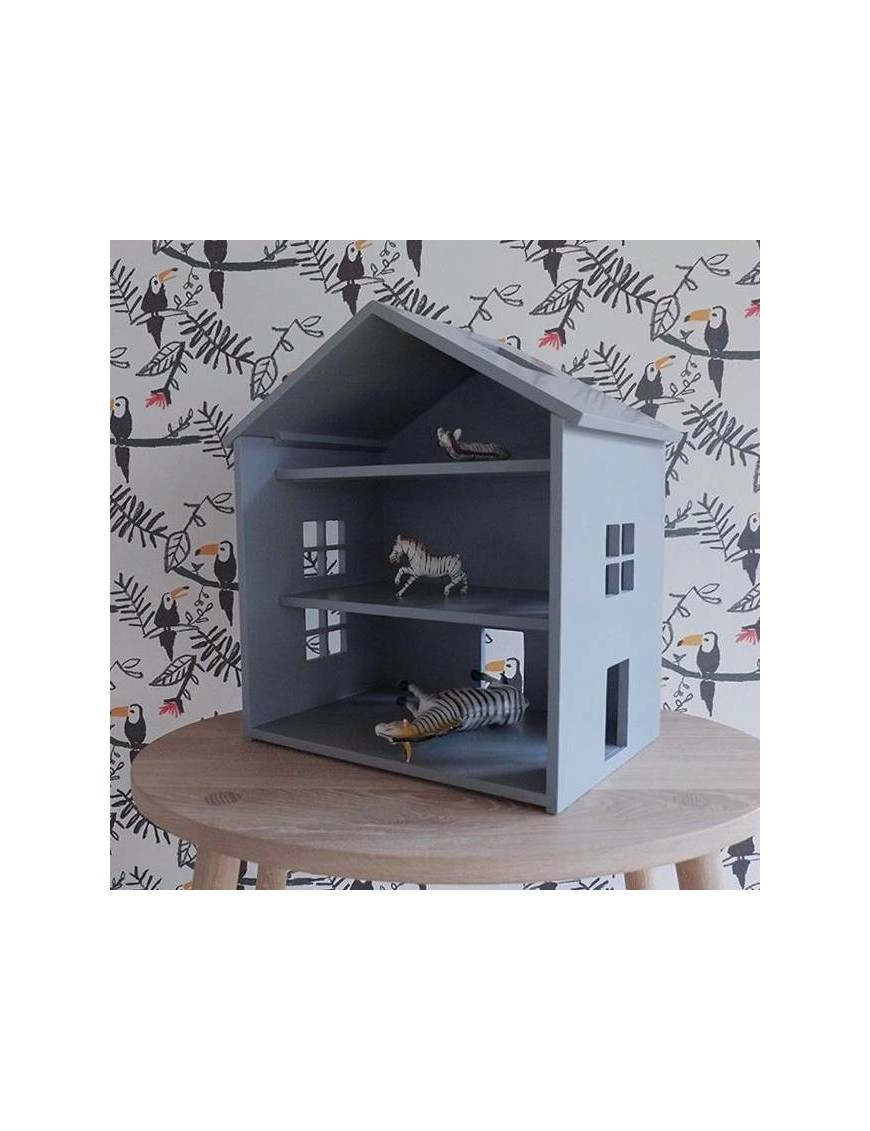NOFRED - Harbour dollhouse: grey