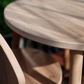 Mouse table oak Nofred