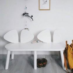 Banc enfant Mouse - blanc