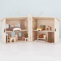 """Olli Ella - mobilier miniature pour maison de poupée """"holdie house"""""""