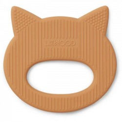 "Liewood - teether ""Gemma"" chat, mustard"