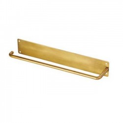 Brass kitchen paper holder - FOG LINEN WORK
