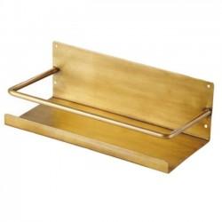 brass shelf - FOG LINEN WORK