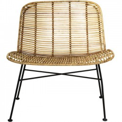 Bloomingville - Dom Chair, nature, rattan