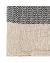 Bloomingville nature cotton throw (H36cm)