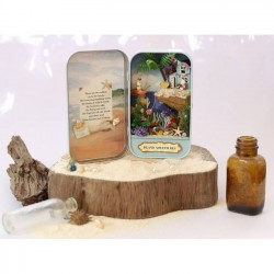Boîte DIY kit miniature : l'île mystérieuse