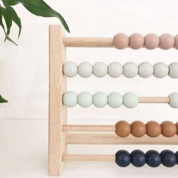"Liewood - wooden abacus ""Amy"""