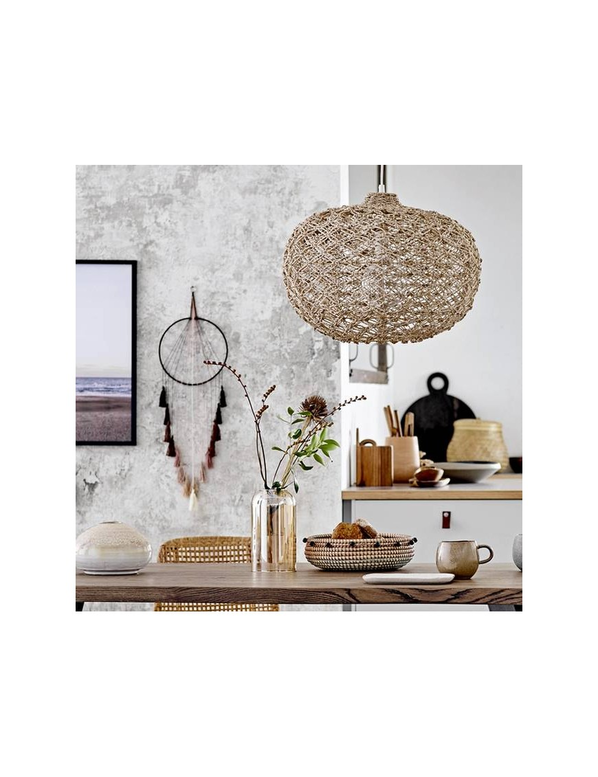 Bloomingville pendant lamp, nature, acacia