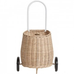 Olli Ella Luggy basket straw