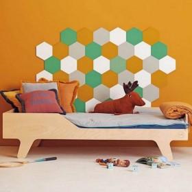 """Dream"" bed natural, S - Nuki"