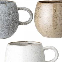 """BLOOMINGVILLE - mug """"""""Addison"""", 3 assort. Ø9cm"""