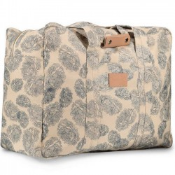 "MOUMOUT' ""Weekend"" bag : new peonie (large)"