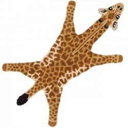 Tapis girafe