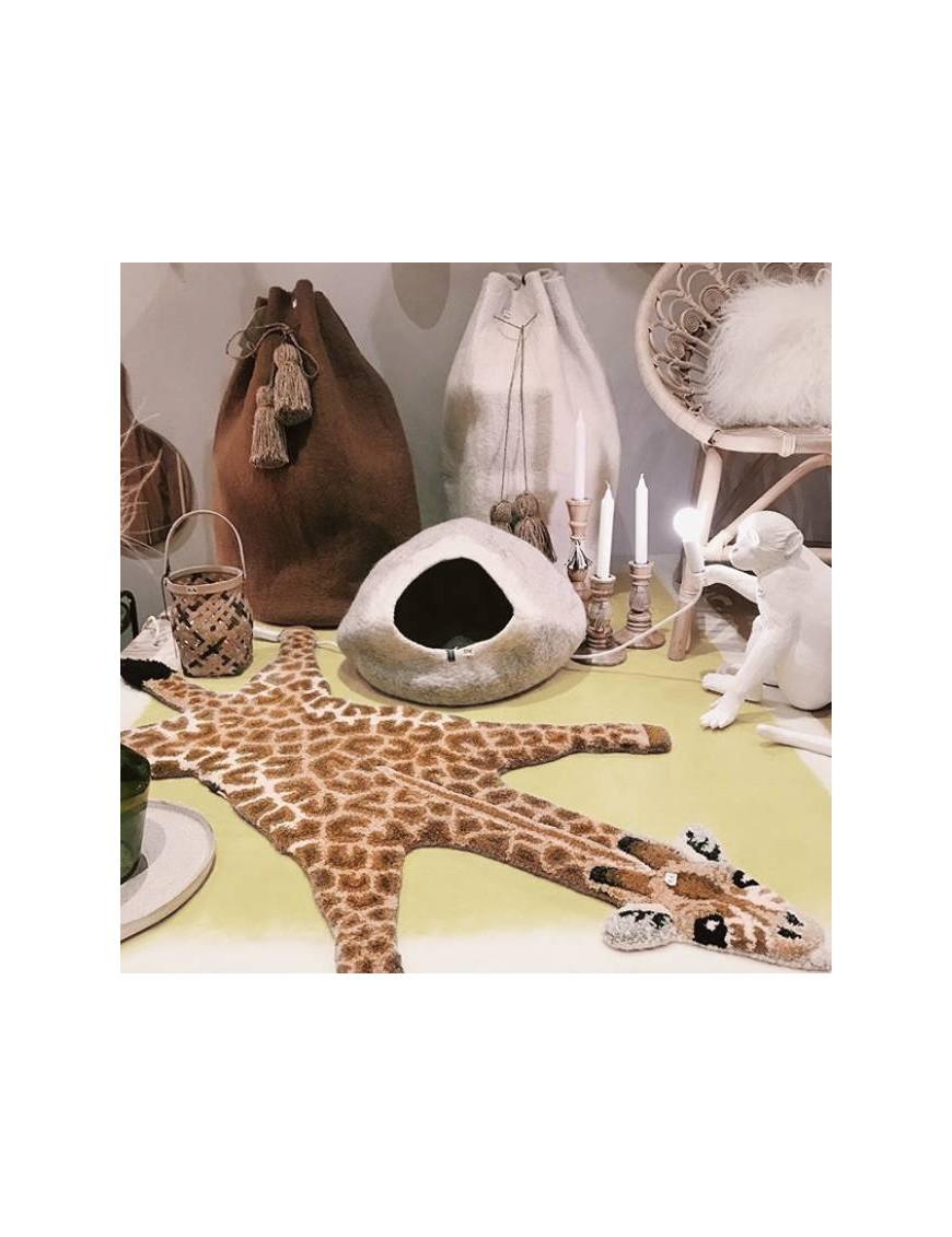 Giraffe Rug Doing Goods Small