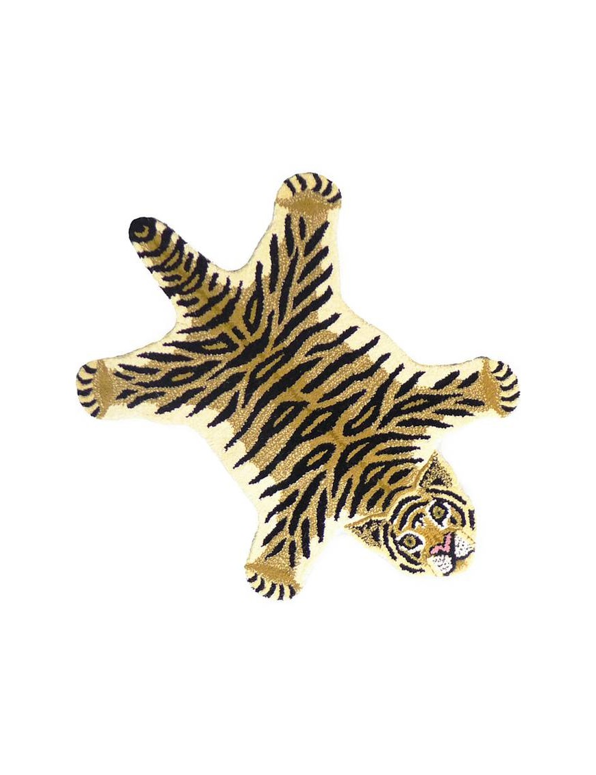 Tiger rug, Doing Goods - small