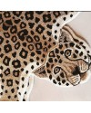 Leopard rug, Doing Goods - small