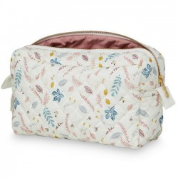 "CAMCAM beauty purse ""pressed leaves, rose"""