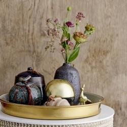 "Bloomingville black vase (x3) ""Terracotta"""