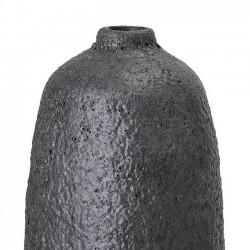 vase noir mat