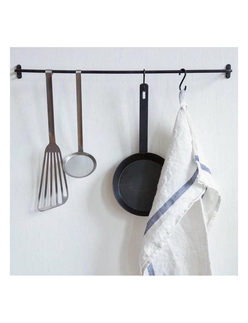 Iron towel bar (Medium 51cm) FOG LINEN WORK