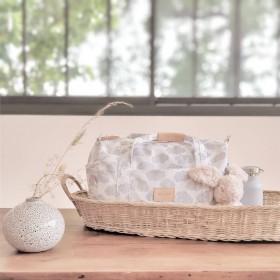 MOUMOUT diaper bag : clouds