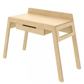 Flex handy desk, natural - Nuki