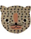 leopard rug Oyoy