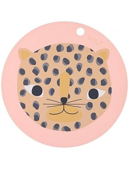 Set de table léopard OYOY