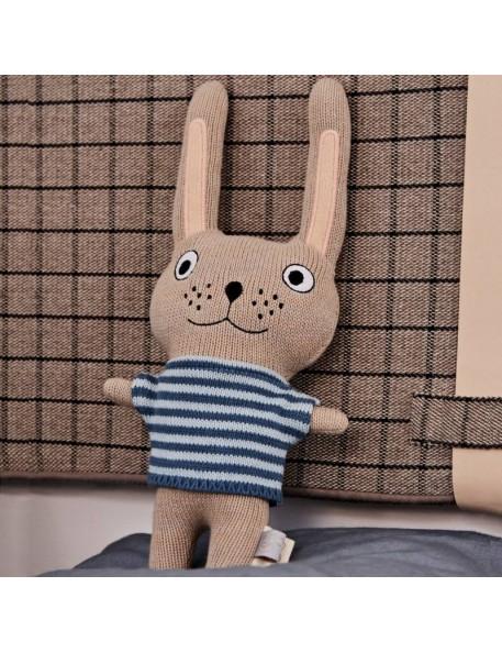 "Doudou lapin OYOY mini ""Felix"""