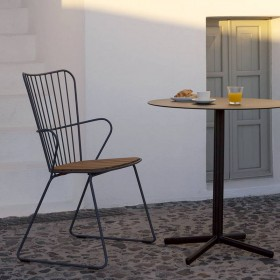 """HOUE Dining Chair """"Paon"""", black"""