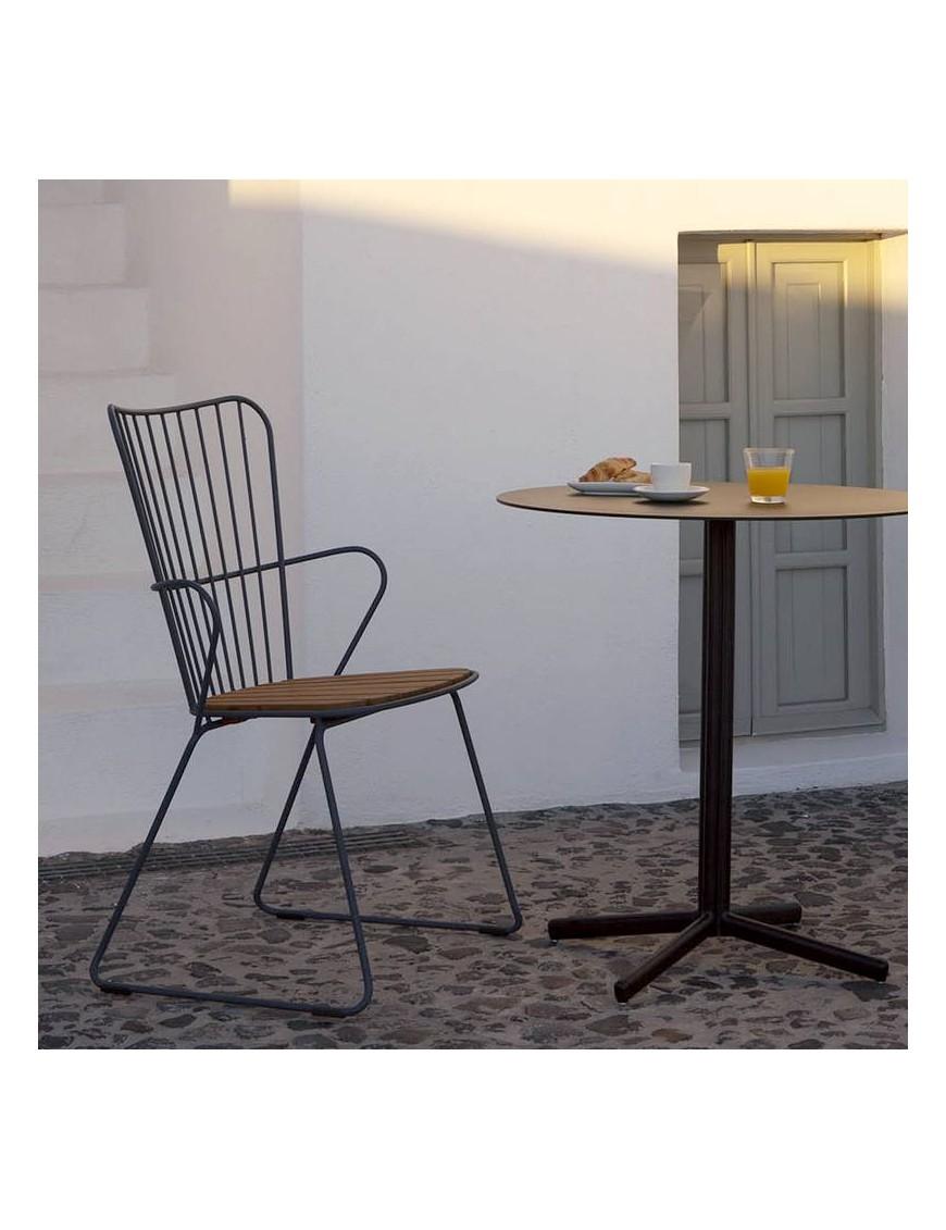 """Chaise de jardin """"Paon"""" HOUE"""