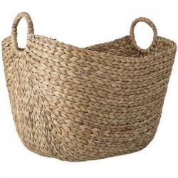 Bloomingville natural basket - water hyacinth