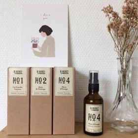 "FOG LINEN - room spray ""les grandes vacances"""