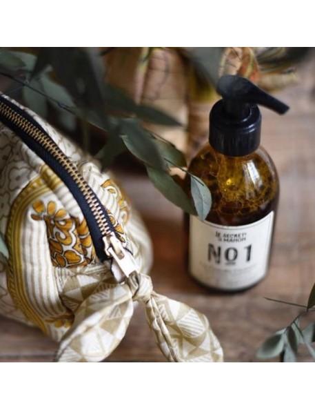 Savon liquide ingrédients naturel à l'ancienne