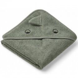 "Liewood - hooded towel ""Albert"", dino"