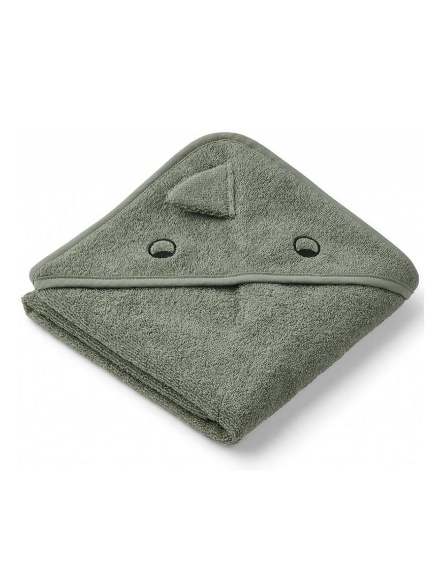 """Liewood - hooded towel """"Albert"""", dino"""