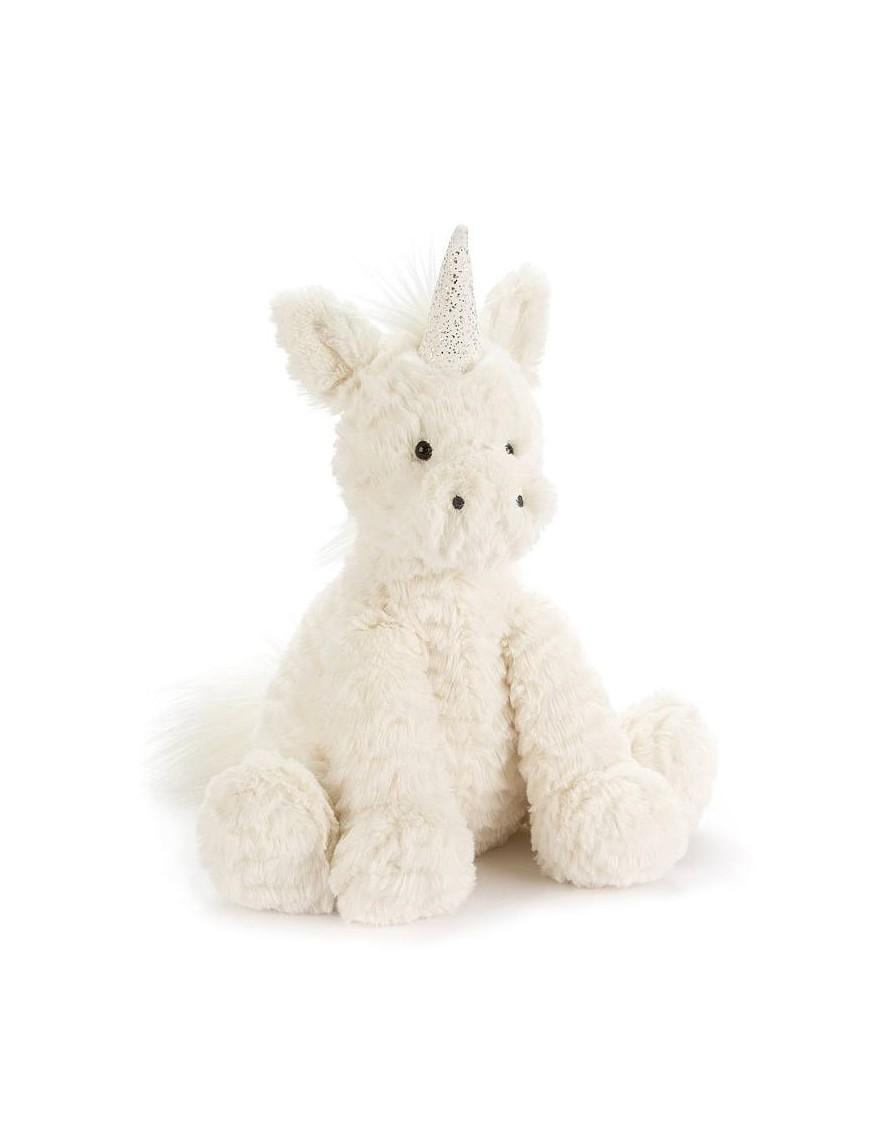 """Jellycat licorne """"Fuddlewuddle unicorn"""""""