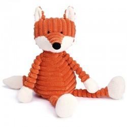 "Jellycat renard ""Cordy Roy"", 34cm"