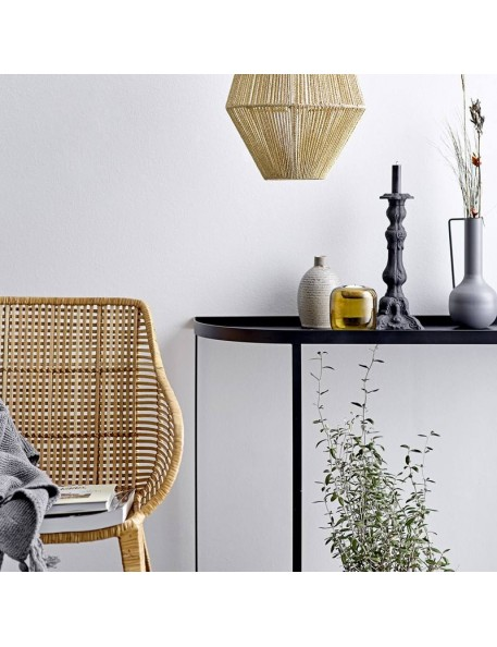 chaise en rotin design