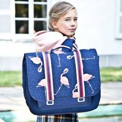 "Jeune Premier - it bag midi ""flamingo"""