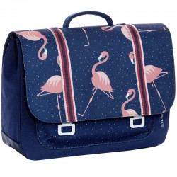 "Jeune Premier - it bag midi ""flamingo"""