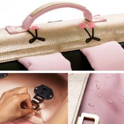 """Jeune Premier cartable it bag mini """"Cherry pompons"""""""
