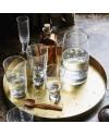 HK Living - flûte à champagne effet bulles (x4)