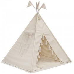 Bloomingville tipi, nature, cotton