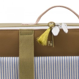 "Valise ""deluxe"" : sugar brown, large - STICKY LEMON"
