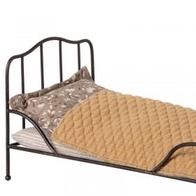 Maileg vintage bed mini, anthracite